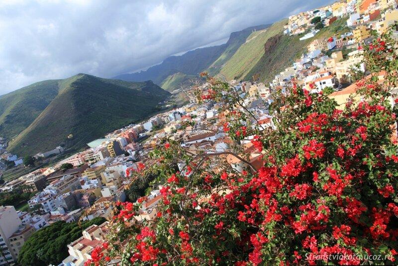 Канарские острова: Ла Гомера