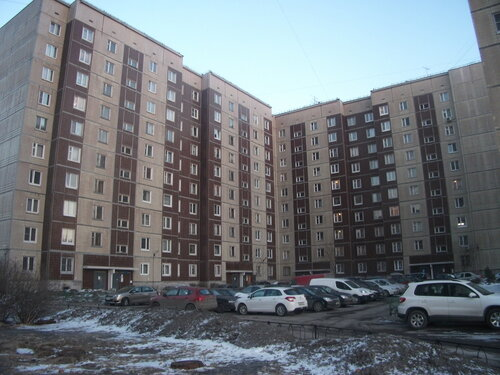 Купчинская ул. 30к5