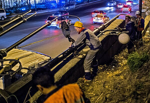Новые фонари появились на улицах Владивостока