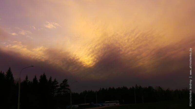 белорусское небо
