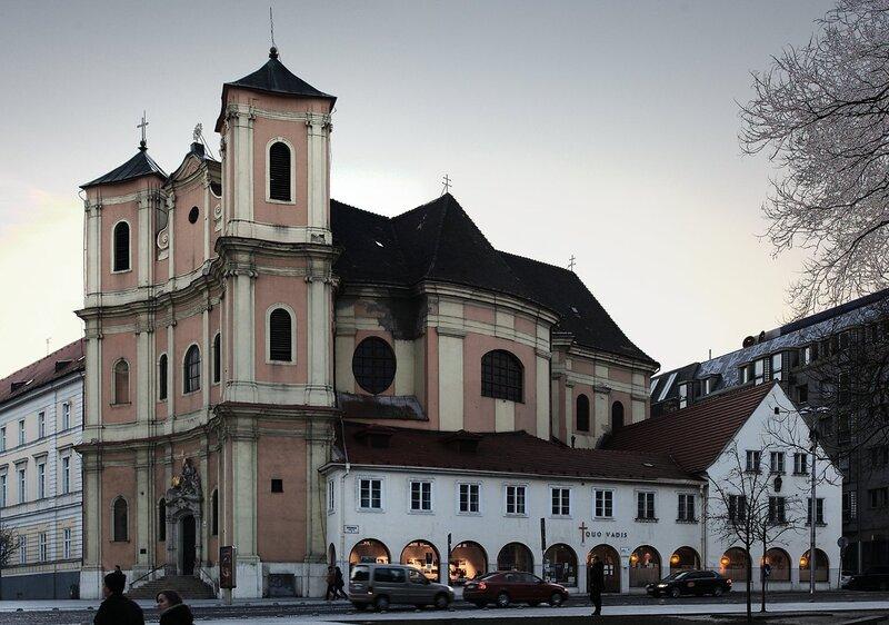 Kostol Nasvätejšej Trojice