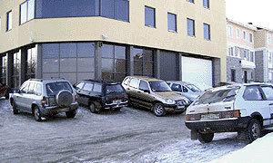 Москва получила 136 тысяч парковок