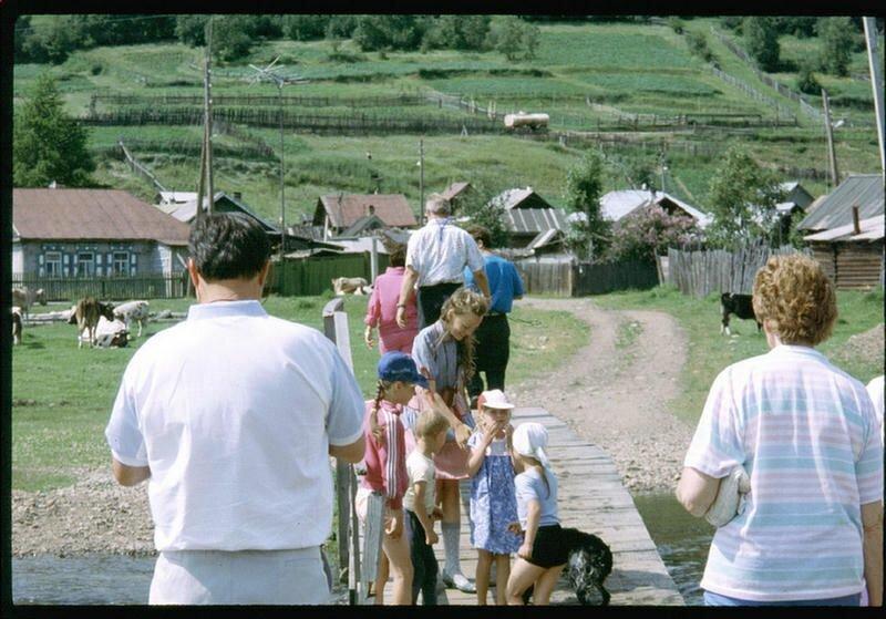 158. Село Николы на Байкале