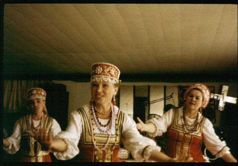 201. Русские песни на Русском чаепитии
