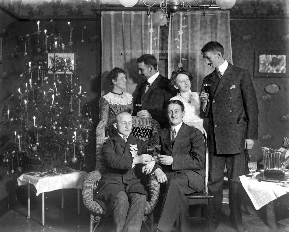 Рождество 1909