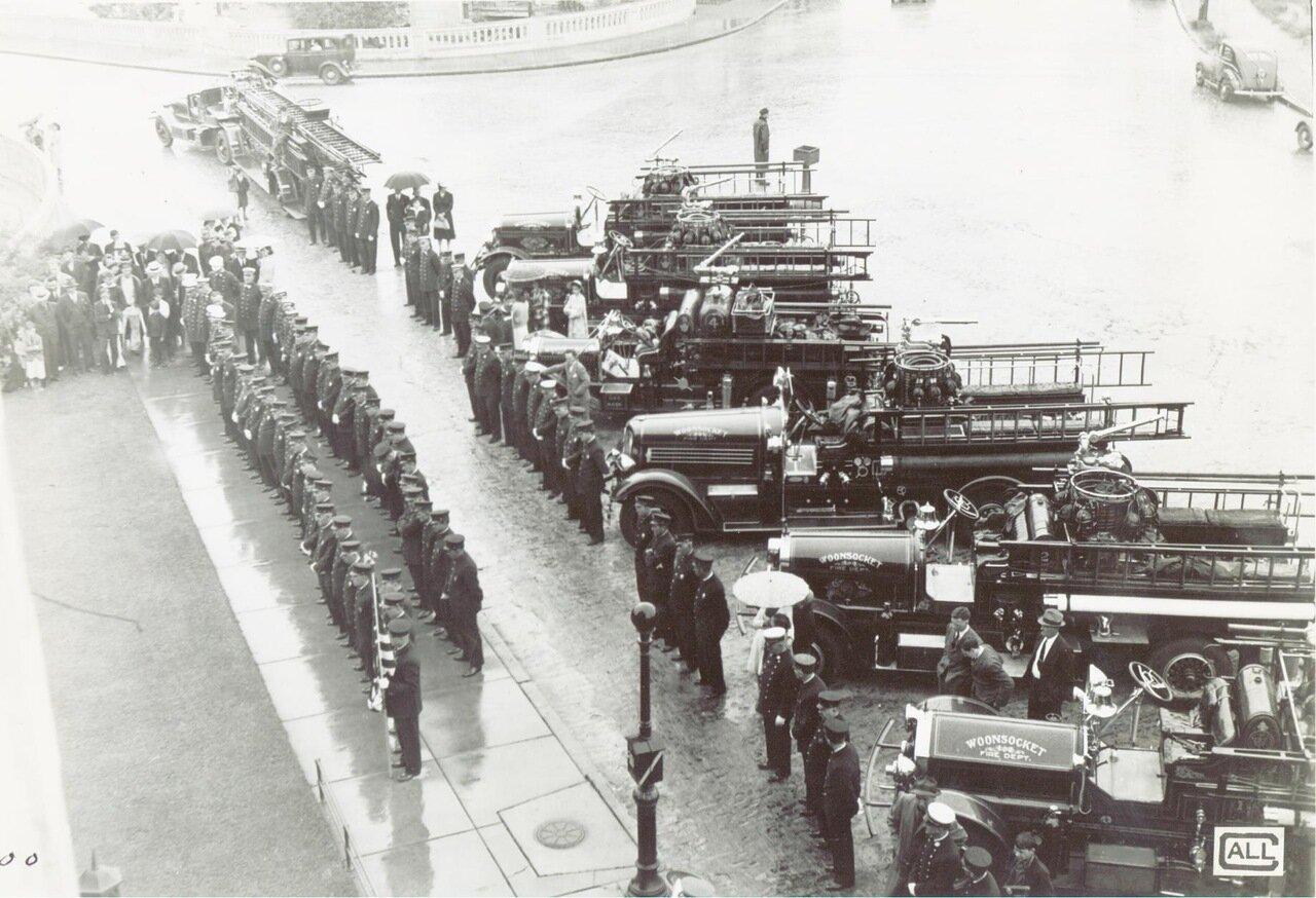 Пожарный пункт № 2.1930-е гг.