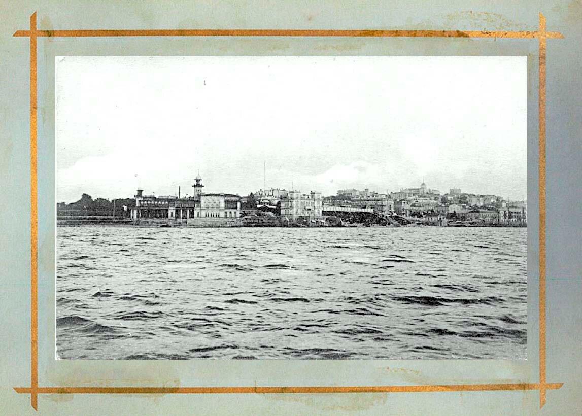 Севастополь с рейда