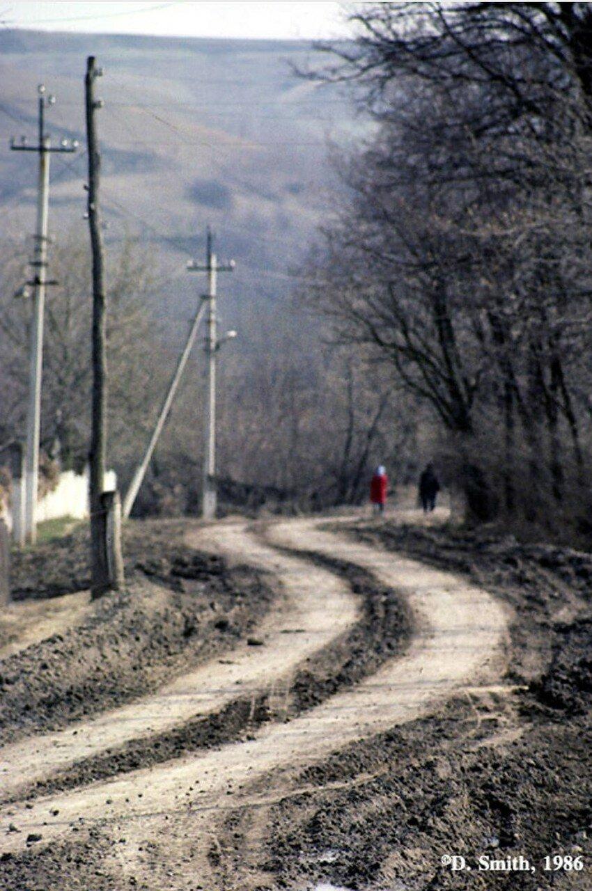 Балта. Проселочная дорога