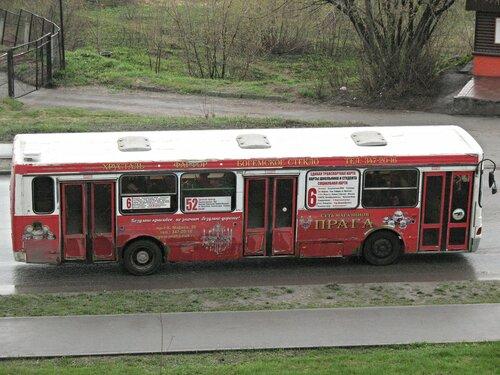 Многоликий автобус!