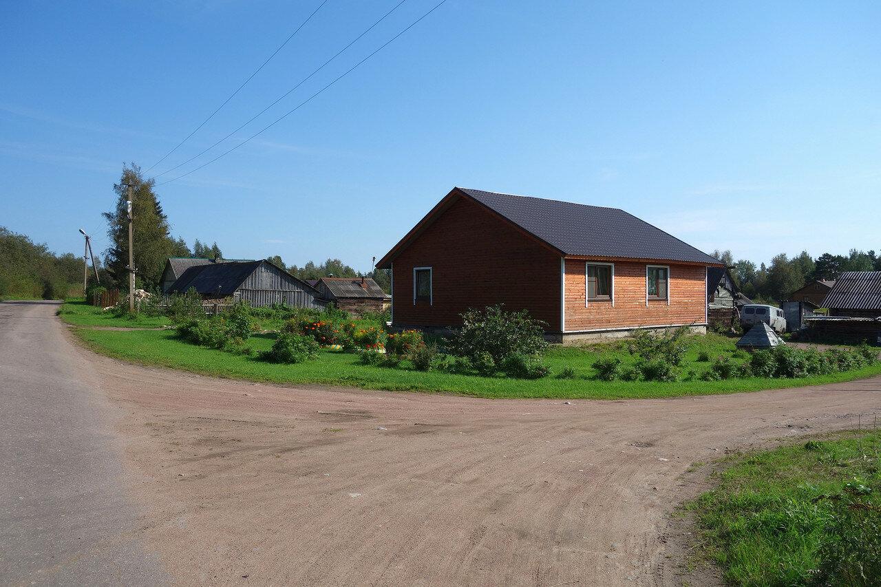 Салми, финский дом