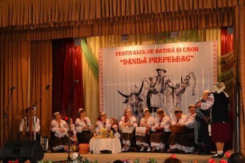 В Кишиневе пройдет фестиваль сатиры «Дэнилэ Препеляк»
