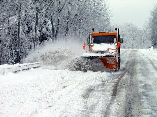 Часть дорог в Молдове по-прежнему остаются не проездными