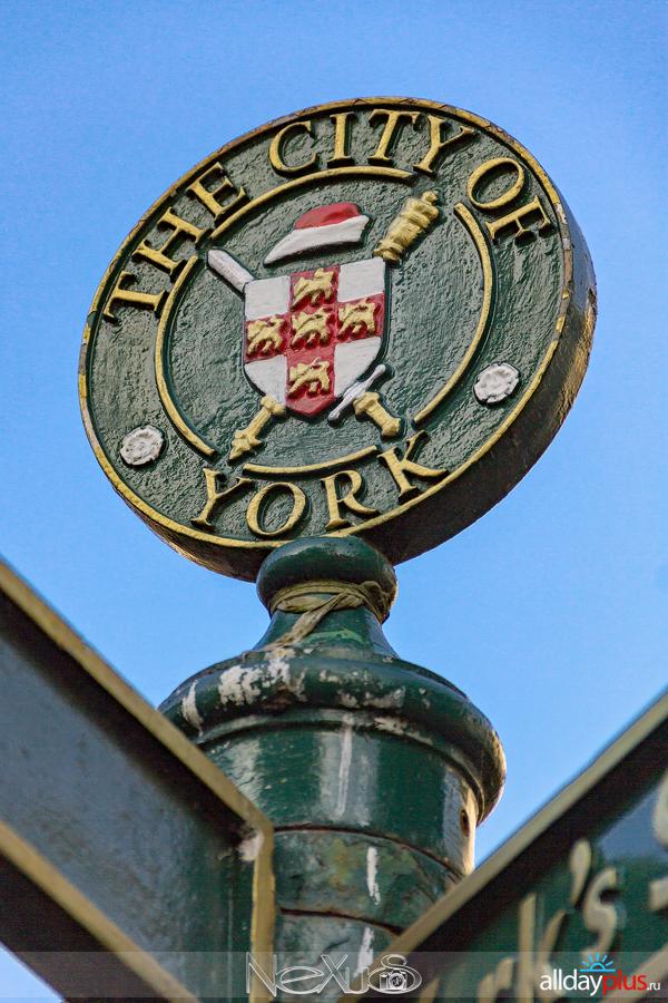 Три дня, три страны, три города #9 | Англия, город Йорк #4.