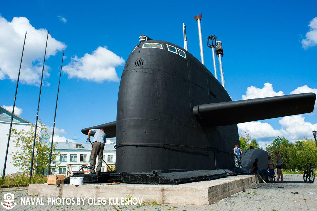 Об утилизации атомных кораблей – из первых уст