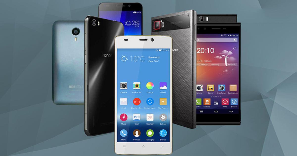 10 самых продаваемых смартфонов на AliExpress