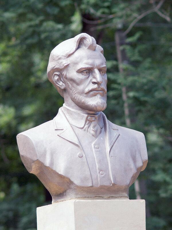 Памятник Григорию Мясоедову