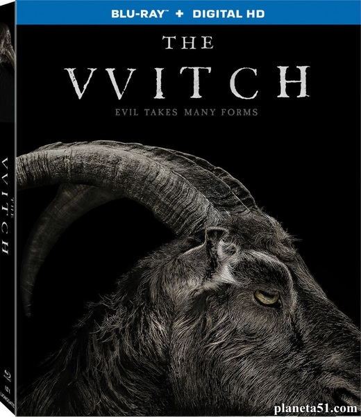 Ведьма / The VVitch: A New-England Folktale (2015/BDRip/HDRip)