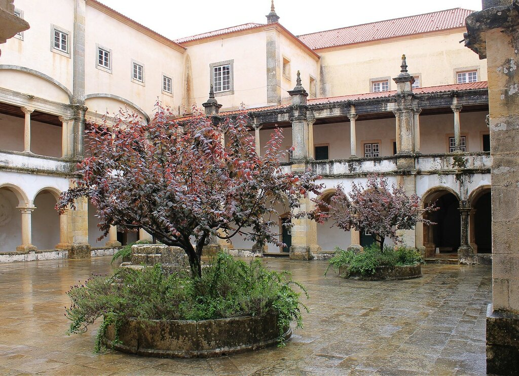 Tomar Castle, Convent of Christ