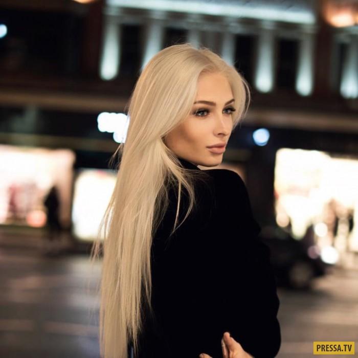 Анастасия Решетова, 21 год