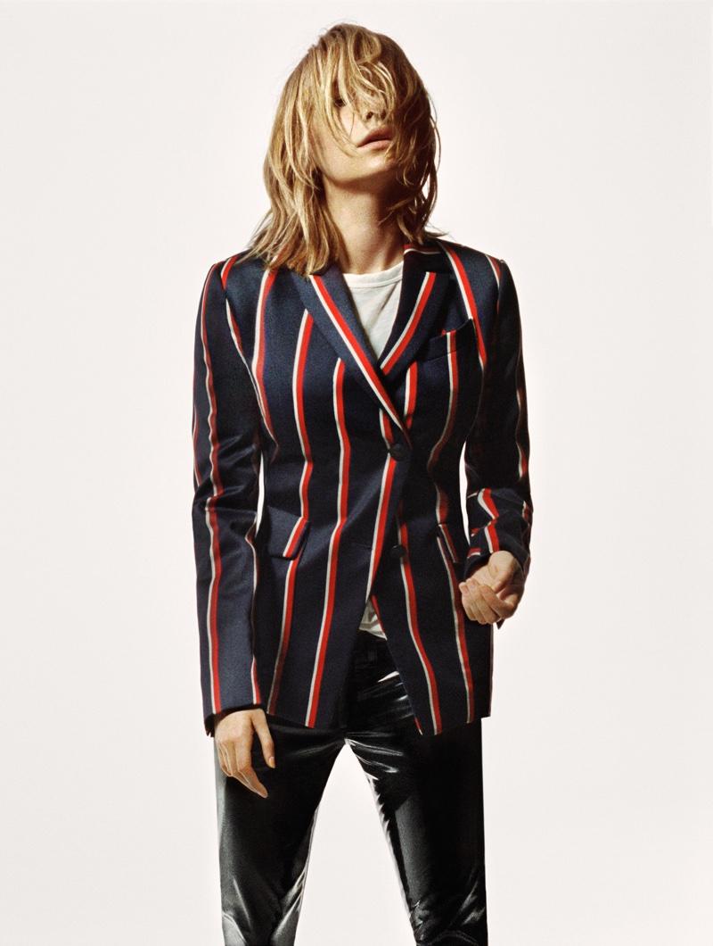 Хейли Беннетт в рекламе Rag & Bone (6 фото)