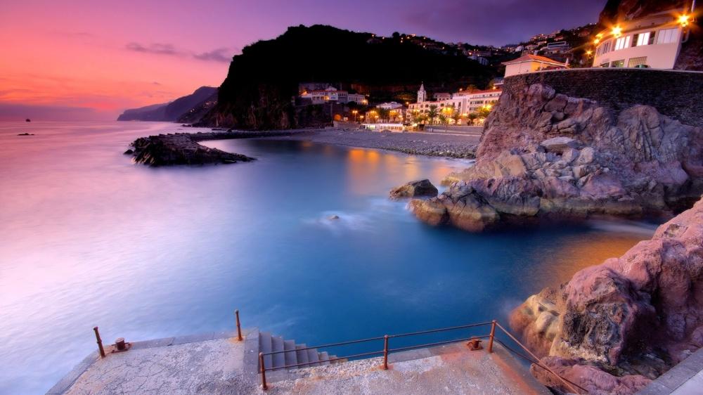 Остров Мадейра.