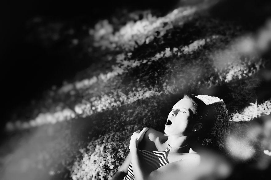 Как выглядит женщина в момент наслаждения (фото)