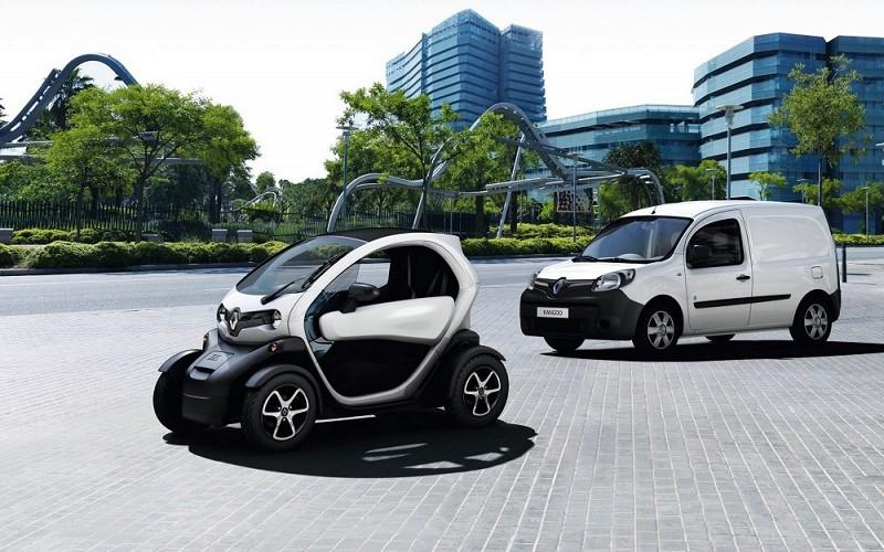Электрокары Рено сейчас доступны частным лицам вРФ. Названы цены