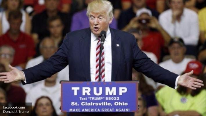 Трамп запретит депутатам собственной администрации заниматься лоббизмом