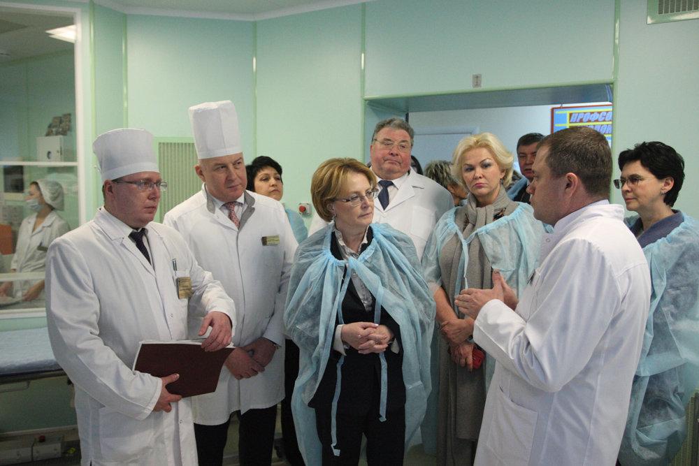 ВСаранске откроют 1-ый в РФ научно-производственный инжиниринговый центр «Антибиотики»