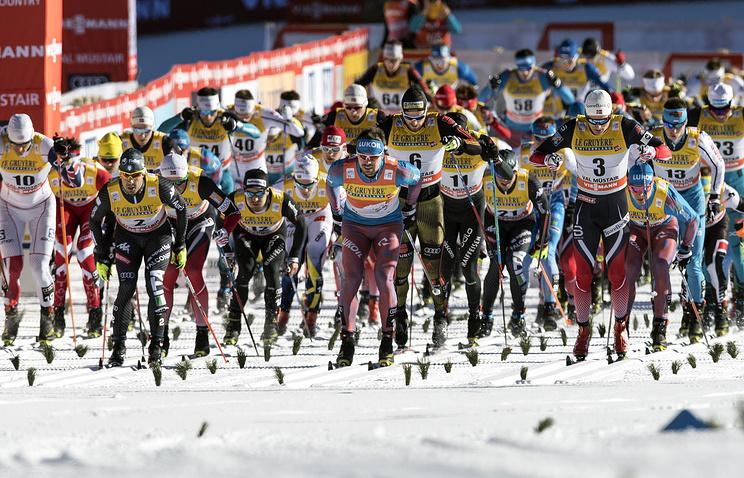 Президент FIS считает неверным отстранение русских лыжников от состязаний
