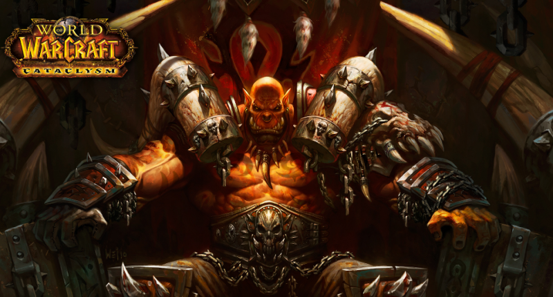 Blizzard работает над мобильной игрой Warcraft