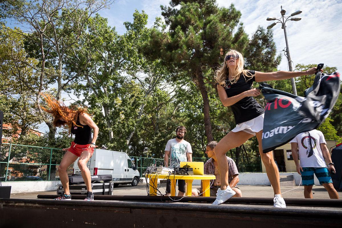Спорт в Анапе фото