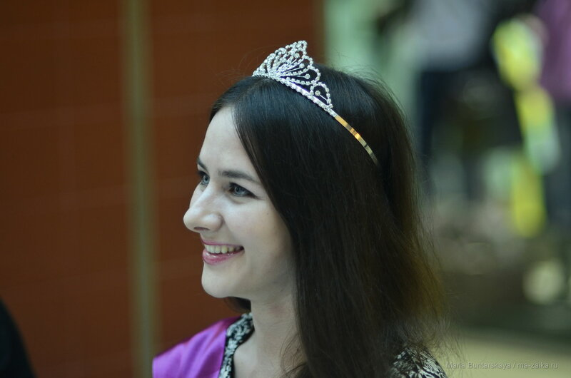 Кастинг Мисс офис 2016, Саратов, Триумф Молл, 16 апреля 2016 года