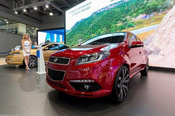 Московский международный автомобильный салон