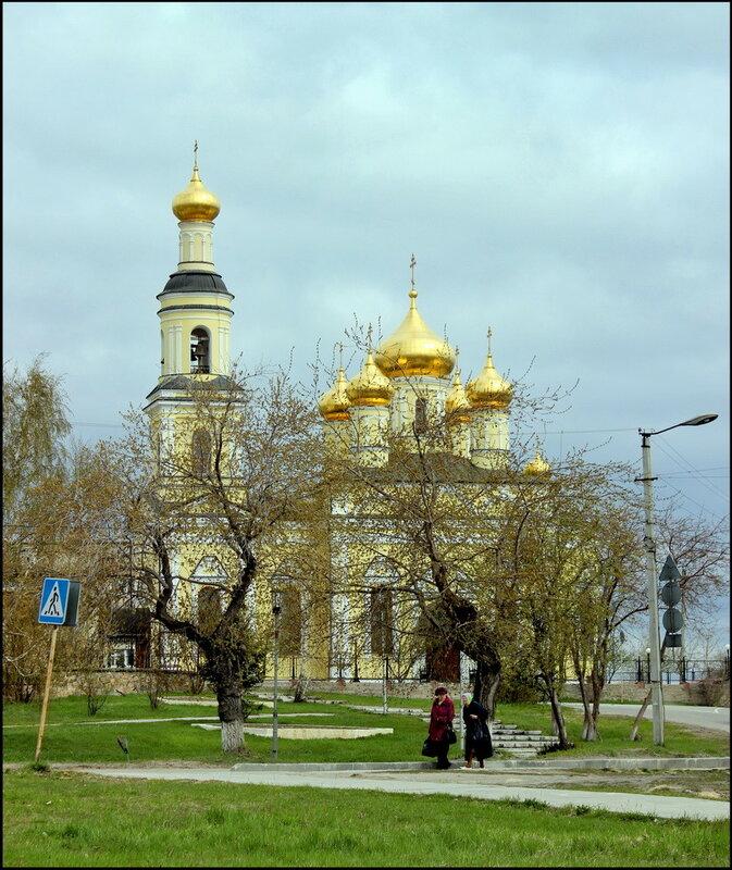 Кыштым 1462 Церковь Николая Чудотворца