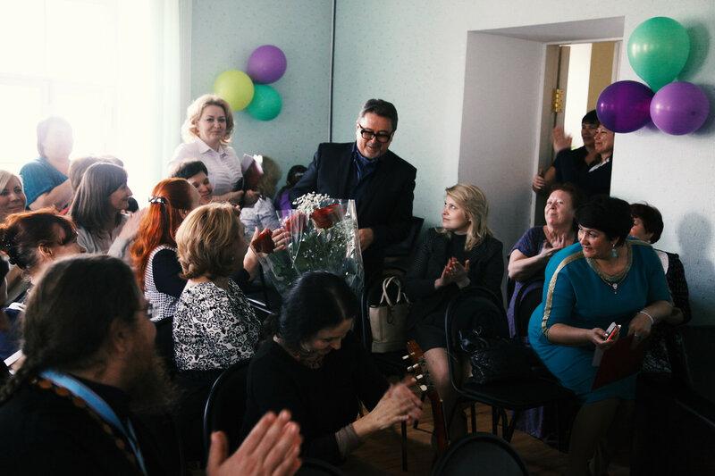 Поздравление директору православной гимназии