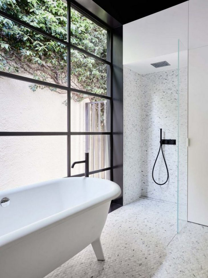 Toorak Texture Residence by Northbourne Architecture + Design