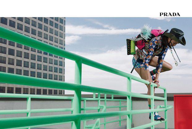 Jude Law, Saskia de Brauw, Kiki Willems + More for Prada SS17 Ads (15 pics)
