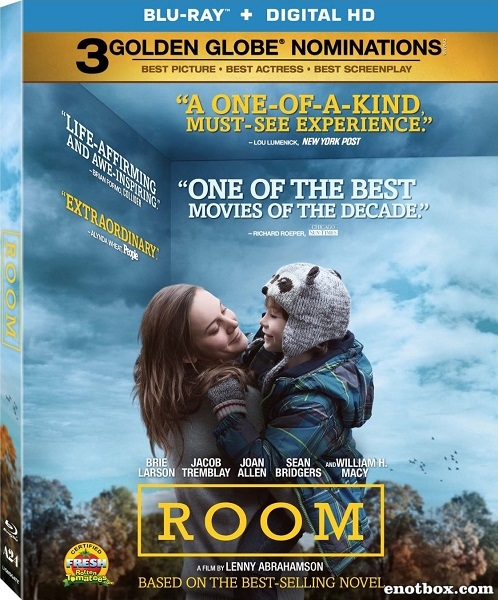 Комната / Room (2015/BDRip/HDRip)