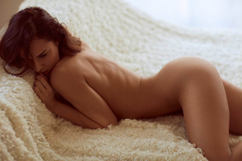 сексуальная Элия Ка / Eliya Ca nude by Matthieu Sonnet - Yume Magazine