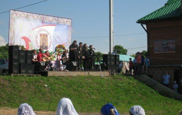 Зарайск, Православный фестиваль, реконструкция