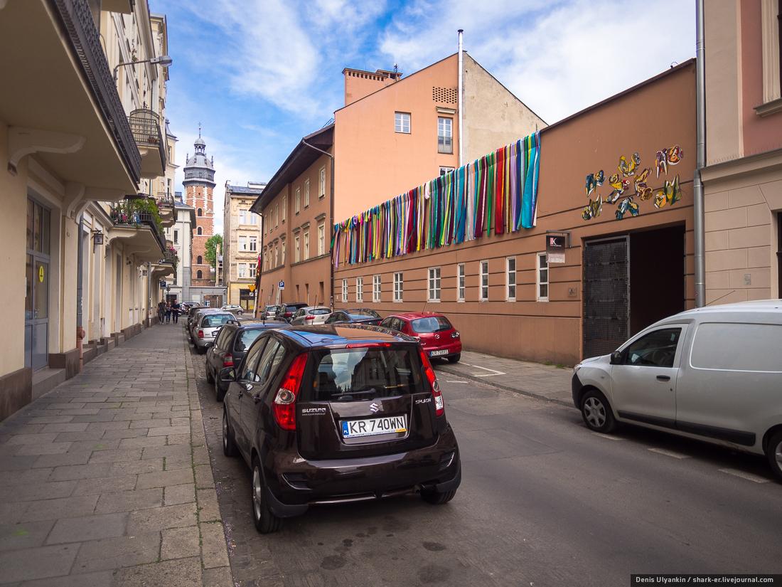 Польша. Достопримечательности Кракова. Часть 1
