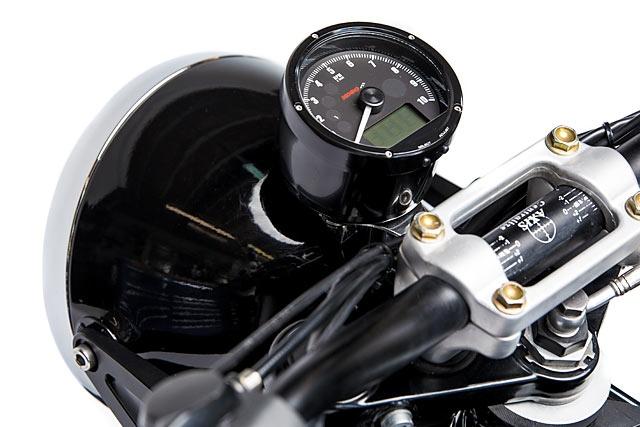 MotoRelic: брэт-скрэмблер BMW K100