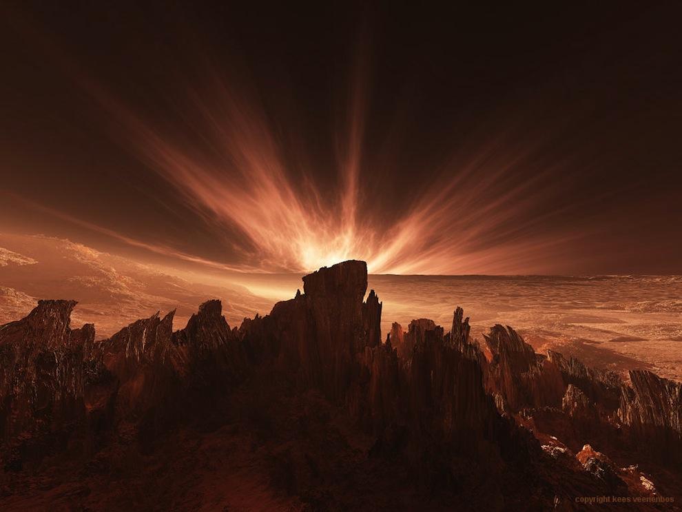 Mars: Kees Veenenbos