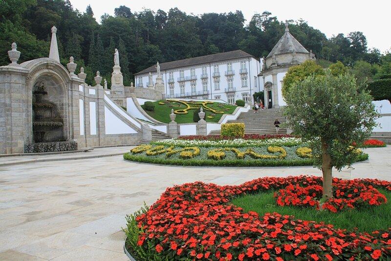 Церковь Бом-Жезуш, Брага (Church of Bom Jesus, Braga)