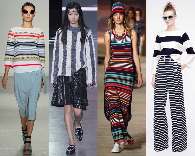 Women's Knitwear Spring/Summer 2016 Fashion Trends picture 1