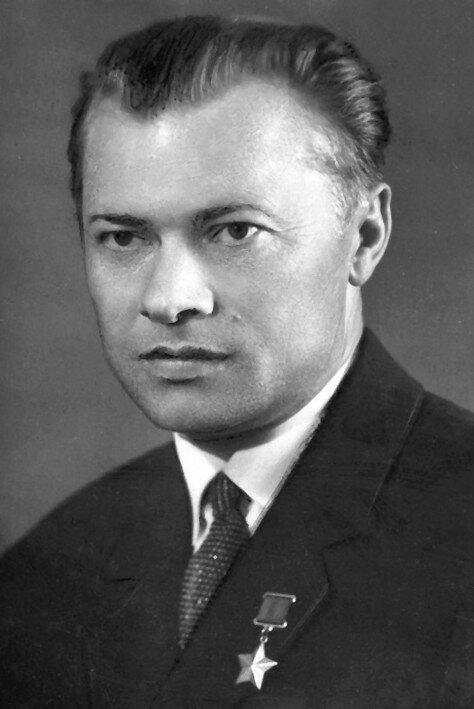 Борисов Михаил Федорович
