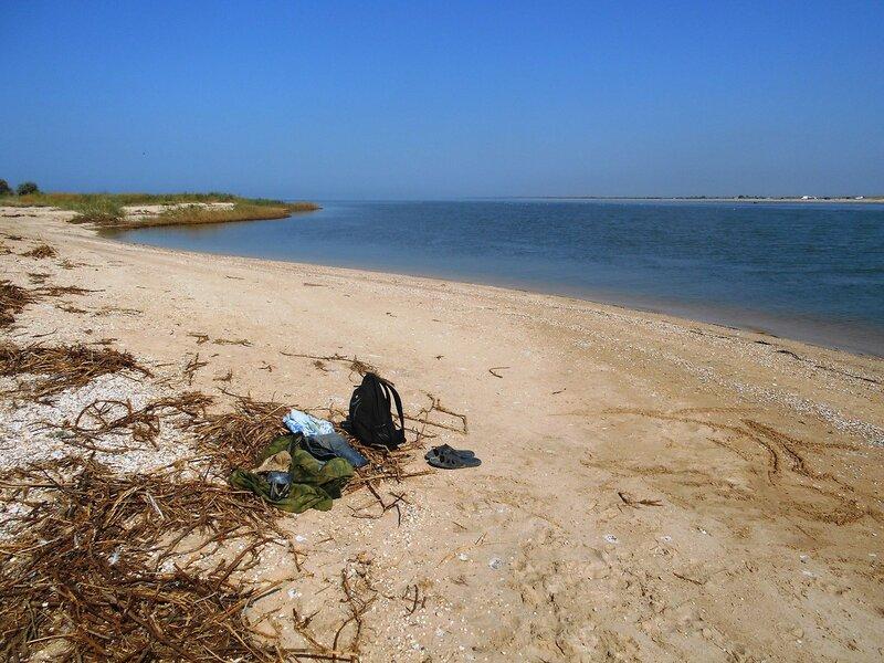 Место купания на проливе ... DSCN8156.JPG