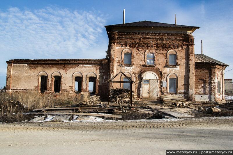 Село Походилова, храм во имя Александра Невского