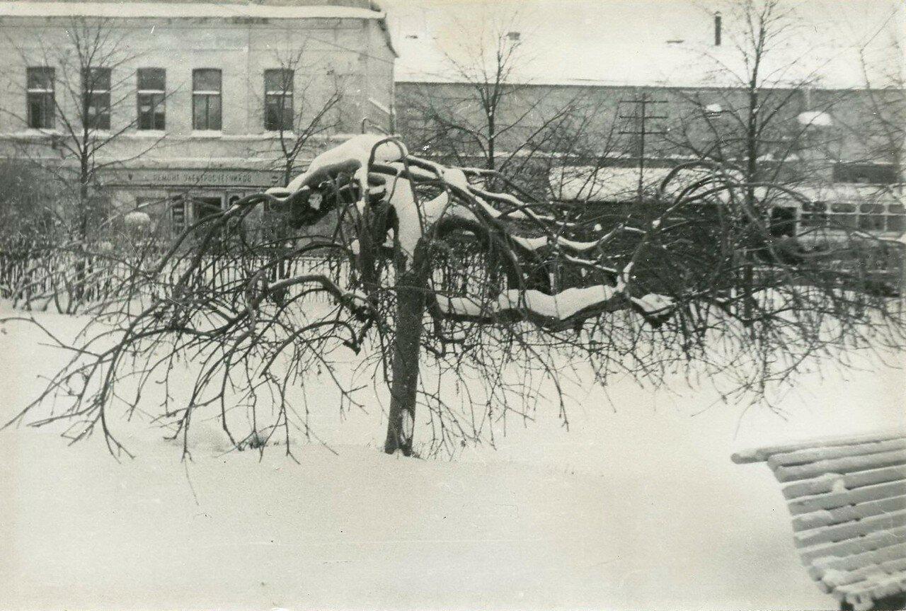 1970-е. Хохловская площадь